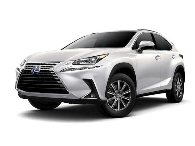 Lexus NX300h unveiled, launch in January 2018