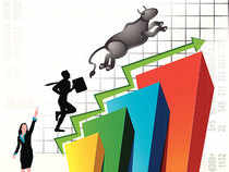 Broader markets played along, with mid-cap and small cap indices adding up to 1.03 per cent.