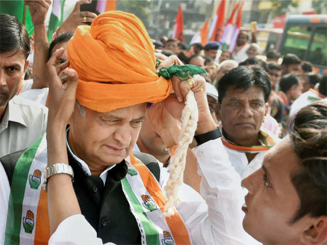 Congress in talks with NCP, Sharad-led JD-U over alliance in Gujarat