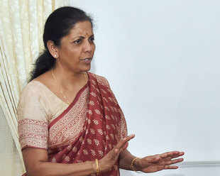 Nirmala Sitharaman: Congress charge on Rafale deal politically motivated