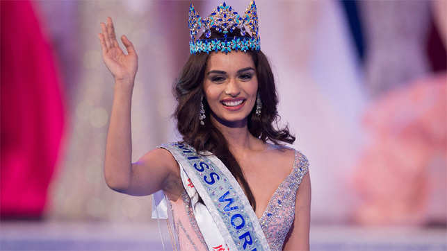 Image result for Manushi Chhillar