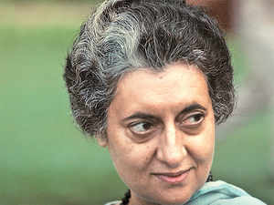 Indira Gandhi The Wonder That Was Indira The Economic Times