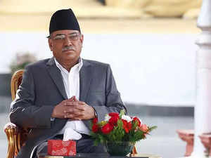 Prachanda has left for Kathmandu from Jhapa, where he was attending election campaign for the upcoming elections.