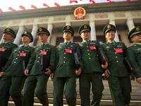 Chinese military sets up website to report leaks, fake news