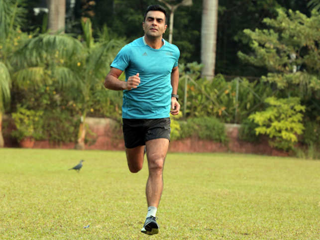 Running for me has been transformational – when it comes to long distances, humans can outrun any animal, but we don't pursue this natural ability: Sandeep Chaudhary.
