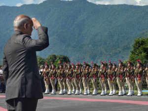 China objects to Kovind's visit to Arunachal Pradesh