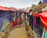 Life inside the Rohingya refugee camps