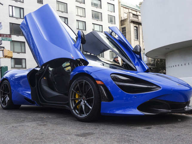 Mclaren Has Positioned This Newcomer As Having Extreme Performance Dna And That It Certainly Does