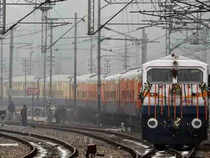 The issue was discussed on Tuesday in a meeting of officials from the departments of financial services and the economic affairs, the Railway Board and the Irda.