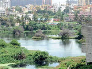 In a strict ultimatum, the committee has recommended legal action against builders who have flouted rules to encroach lakes and lake beds and asked the government to confiscate the property of such builders.