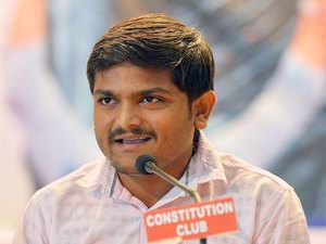 Gujarat elections: Hardik Patel announces support for Congress