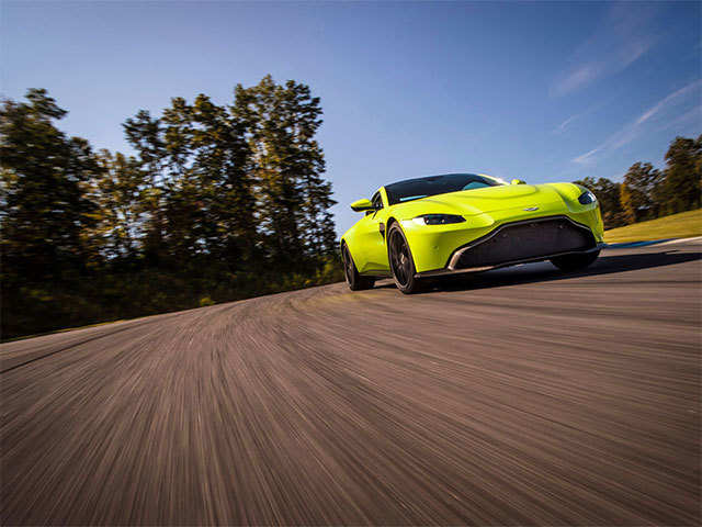 Price of the new Vantage