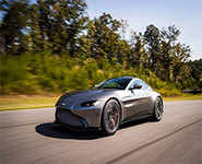 Drop everything and see Aston Martin's new Vantage