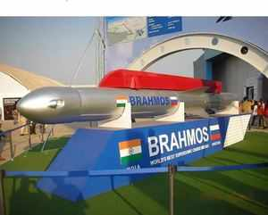 BrahMos missile successfully test-fired from Sukhoi-30MKI