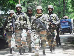 Jammu & Kashmir: Army foils infiltration bid in Keran