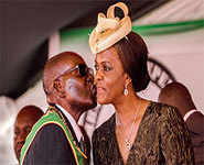 How Mugabe's wife caused his downfall
