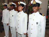 Good news! Indian Navy gets first woman pilot