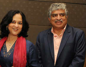 The art of giving! Our wealth doesn't belong to us, says Nandan Nilekani