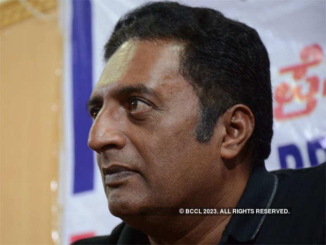 Prakash Raj Sends Legal Notice To Bjp Mp