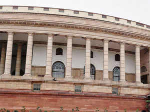 In the Rajya Sabha, the proposed constitutional amendment bill was passed with certain amendments.