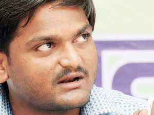 The 24-year-old Patel had yesterday declared the support of PAAS for the Congress in the Gujarat assembly elections next month after the latter accepted its demand for reservation for the Patel community.