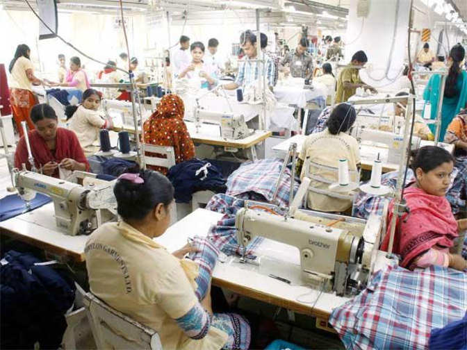 exports: Govt doles out higher incentives for garments, made