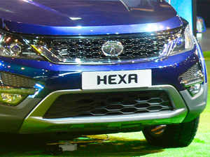 The Hexa comes with a 2.2-litre 'VARICOR' diesel engine. Additionally, the XT 4x4 is available with a 6-speed manual transmission.