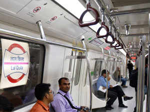 Delhi metro fare hike delhi metro fare hike to be on auto mode the two phase fare hike effected in may and october was recommended by a committee thecheapjerseys Choice Image