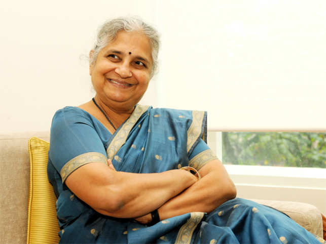 """Image result for sudha-murthy"""""""