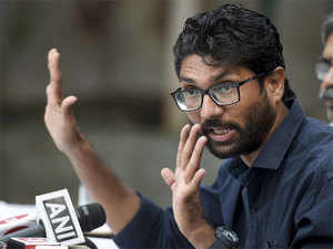 Mevani today announced that he will file his nomination as an Independent candidate for the Vadgam seat.