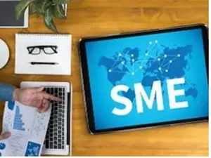 SMEs are said to contribute around 8% to India's GDP and around 45% of the country's manufacturing output.