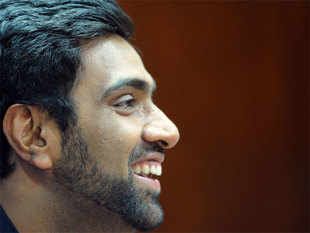 Ashwin had started bowling in the Sri Lankan second innings with 296 wickets to his name and quickly ran through the lower middle-order to reach the milestone.