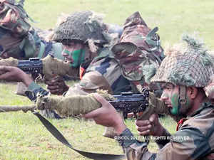 Joint special forces training camp conducted in Andaman and Nicobar Islands