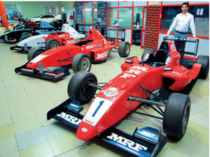 Besides making cars race in European tracks, the city is also known for manufacturing the most affordable formula or race cars in the world.