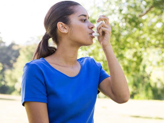 Women twice as likely as men susceptible to asthma