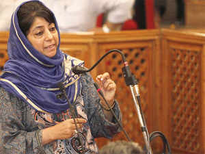 Killing militants won't wipe out militancy in Jammu and Kashmir: Mehbooba