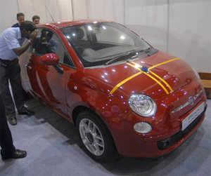 Fiat 500 to soon start second India innings