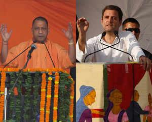 UP civic polls: Yogi says RaGa talking big about Gujarat but got zero in Amethi