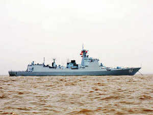 14 Chinese navy ships spotted in Indian Ocean, Indian Navy monitoring locations