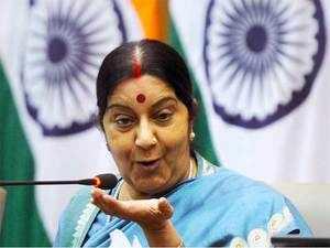 Sushma Swaraj chides both Pakistan, China at SCO meet