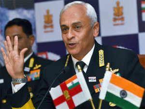 Sunil Lanba said a joint team of Indian and Russian experts has already examined the submarine to assess the damage.