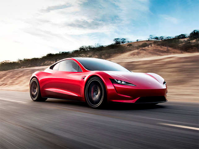 Elon Musk to Say Bye to His Own Tesla Roadster