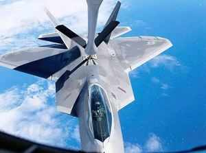 This is the first time that the US has deployed six F-22 at one time in the Korean peninsula.