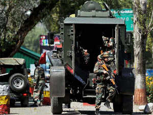 Encounter: Security agencies enter 'Tora Bora' of Kashmir