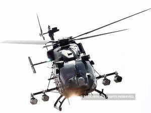 HAL to offer technology to private sector to build helicopter