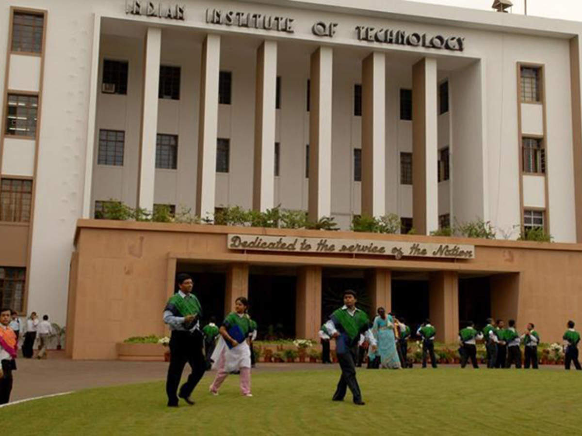 IIT: Over 300 students bag jobs at IIT-Kharagpur - The Economic Times