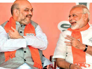 In state polls we have kept vote share of BJP in the LS polls intact, be it in Bihar Maharashtra, Jharkhand, UP or Goa, Amit Shah said.