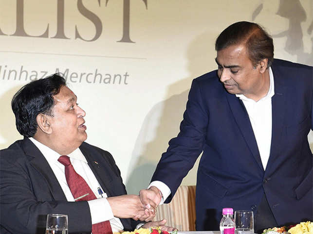 Don't question who's the better negotiator – this and other tips from Ambani on his bond with the L&T Group chairman.