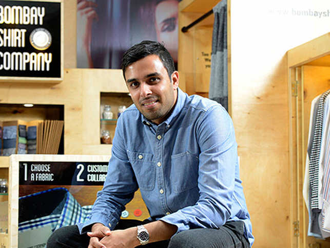 Akshay Narvekar, founder, Bombay Shirt Company, recommends playing sports to stay in shape.