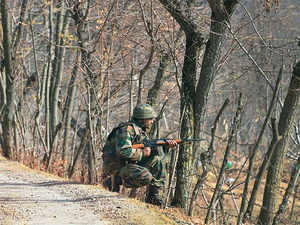 3 LeT militants killed in encounter in south Kashmir